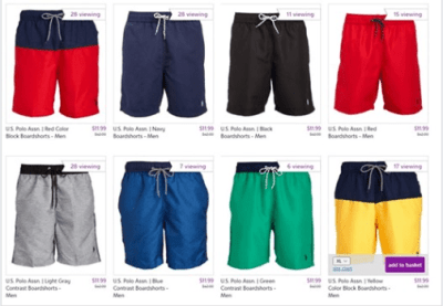 Zulily : Men's U.S. Polo Assn. Swimwear Just $11.99 (Reg : $42)