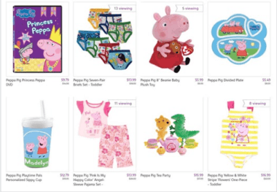 Zulily : ‼SALE‼ AS LOW AS $3.99 (Reg $5.99+) Peppa Pig Collection