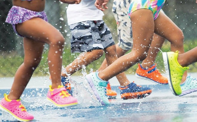 Stride Rite Kids Water Shoes As Low As JUST $8.99 + FREE Shipping (Regularly $35)