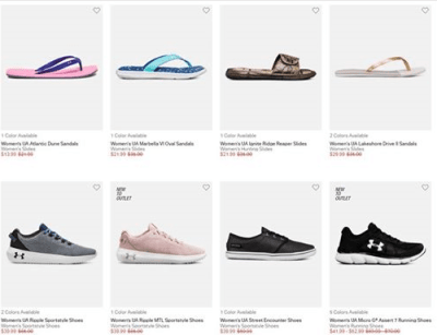 Under Armour : Women's Footwear Just AS LOW AS $11.19 W/Code (Reg $21.99+)