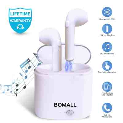 Amazon : Wireless Earbuds with Mic Just $14.99 W/Code (Reg : $29.99) (As of 5/19/2019 6.18 PM CDT)