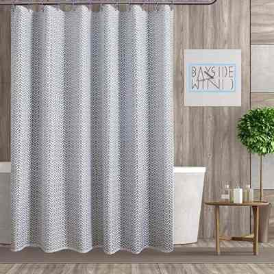 Fabric Shower Curtain 72″ x 72″ for $12.64 Shipped! (Reg. Price $22.98)