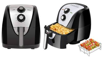 Amazon: Secura Hot Air Fryer ONLY $74.99 (Reg $160) + FREE Shipping – Today Only!