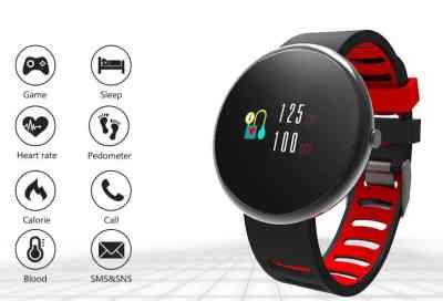 YoYofit Edge Smart Watch for $13.99 w/code
