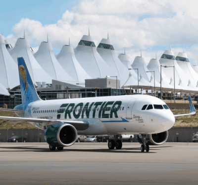 Frontier Airlines | Kids Fly Free? WOWZA!