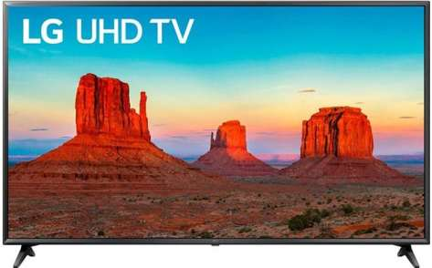 LG 50-Inch UHD Smart TV ONLY $279.99 + FREE Shipping (Reg $350) – Best Price!
