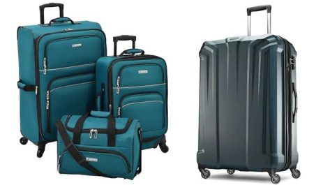 Skyway Oasis 2.0 Hardside Spinner Luggage ONLY $59.49 (Regularly $200) at Kohl's
