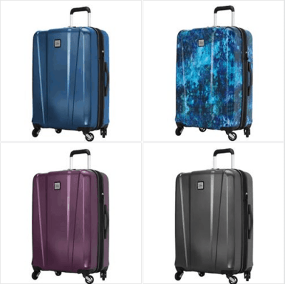 Kohl's : Spinner Luggage Just $ $69.99 - $86.99 (Reg : $199.99 - $249.99)
