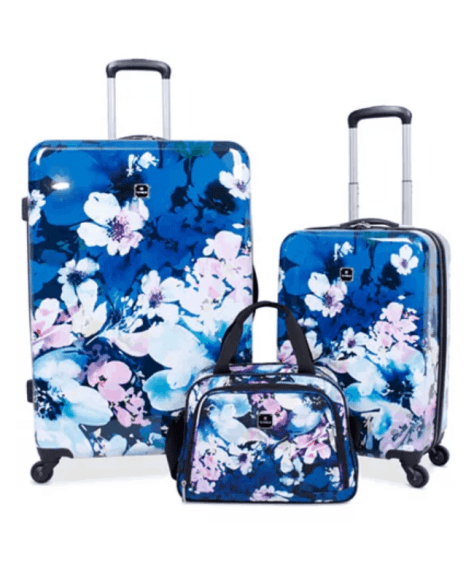 Right now you can get the Tag Pop Art 3-Pc. Hardside Spinner Luggage Set for $89.99 (Reg. Price $340.00) on Macys.com. Free shipping to your home. You can go here for this deal!