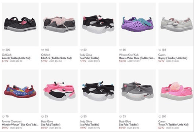 ‼️SALE‼️ AS LOW AS $7.99 (Reg $19.95+) Toddlers + Girls Shoes