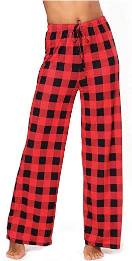 Amazon : Women Striped Pajama Pants Just $4.20 W/Code (Reg : $13.99) (As of 6/19/2019 1.57 PM CDT)