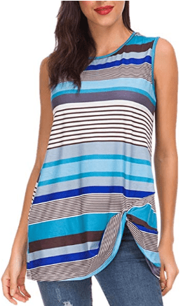 Amazon : Women Summer Tank Tops Just $6.40 W/20% Off Coupon (Reg : $15.99) (As of 6/17/2019 1.35 PM CDT)