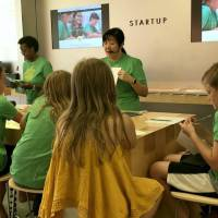 FREE Apple Kids Camp for Ages 8-12 (Make Reservations Now)