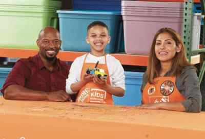 FREE Tow Truck Workshop For Kids at Home Depot (Saturday, June 6th, 9am-12pm)