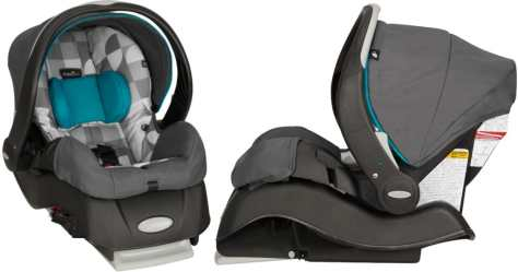 Evenflo Embrace Infant Car Seat as Low as $19 at Walmart (Regularly $80)