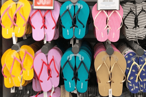 Old Navy: Shoes & Apparel Up to 50% Off (Flip Flops From $2!)