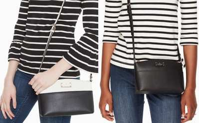 Kate Spade Crossbody Bag Just $59 (Reg : $199) – Today Only!