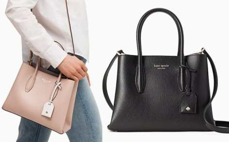 Kate Spade Eva Small Satchel JUST $79 + FREE Shipping (Reg $329) – Today Only!