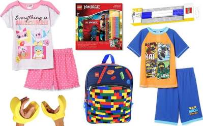 LEGO Collection Apparel, Accessories & Toys Up To 80% Off – Starting at Only $5.99!