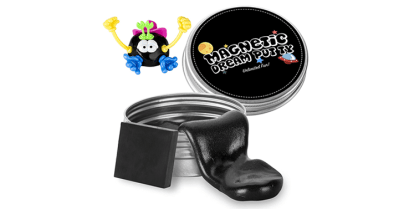 Amazon : Magnetic Putty Playdough Creative Magnet Toy Just $5.59 (As of 6/26/2019 8.03 PM CDT)