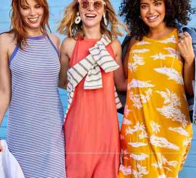 Old Navy : Dresses For Women, Girls, and Toddlers ONLY $8!!