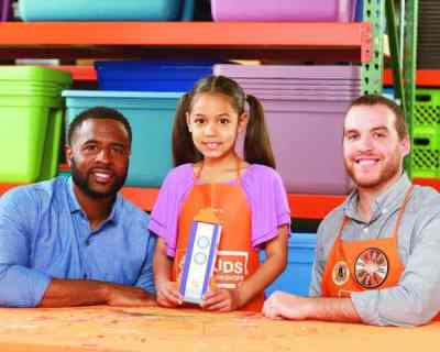Home Depot Kids Workshop : FREE Rocket Pencil Box