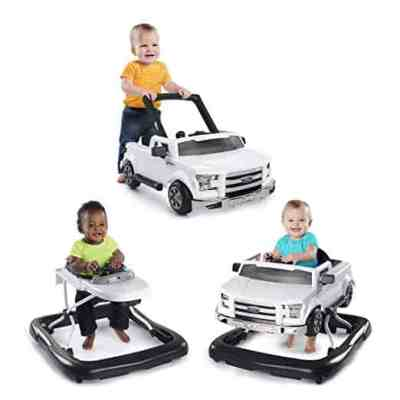 Amazon : PRIME DAY DEAL 3 Ways to Play Walker - Ford F-150, White Just $48.44 W/20% Off At Checkout (Reg : $60.68) (As of 7/16/2019 5.57 PM CDT)