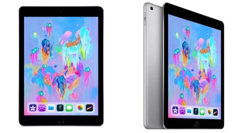Apple iPad 9.7-Inch 32GB WiFi Tablet ONLY $249 + FREE Shipping (Regularly $330)