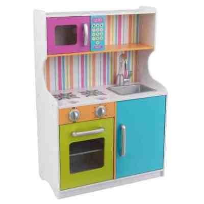 Target : KidKraft Bright Toddler Kitchen Just $44.99 (Reg : $89.99)