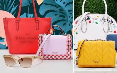 Kate Spade Handbags & Accessories Starting at JUST $44.99 (Reg $180) – Up to 60% Off!