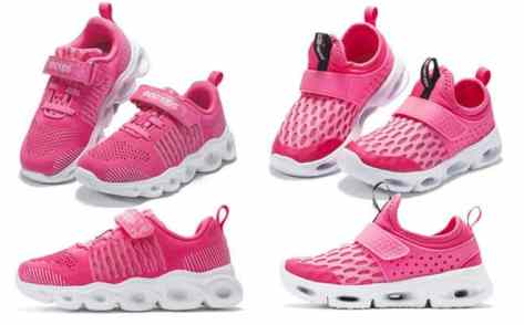 Kids Lightweight Mesh Shoes ONLY $10.82 (Reg $19) + FREE Shipping at Amazon
