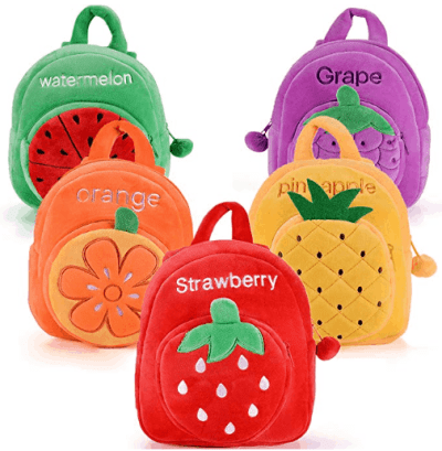 Amazon : Kids Plush Backpack Just $6.99 to $7.49 W/Code (Reg : $13.99 - $14.99)(As of 7/31/2019 7.45 AM CDT)