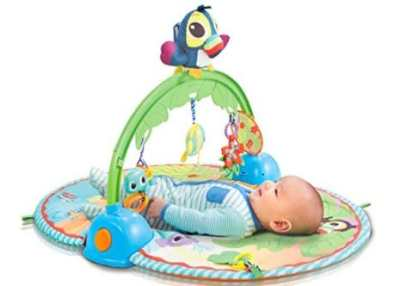 Little Tikes Baby – Good Vibrations Deluxe Activity Gym for $22.66 Shipped! (Reg. Price $69.99)