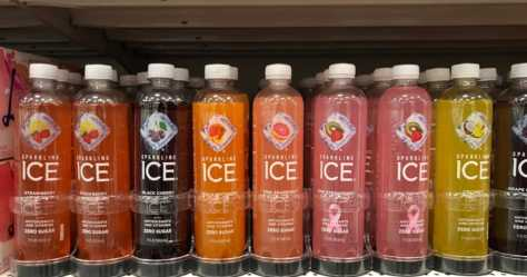 FREE Sparkling Ice Water for Big Lots Rewards Members (Check Your Email)