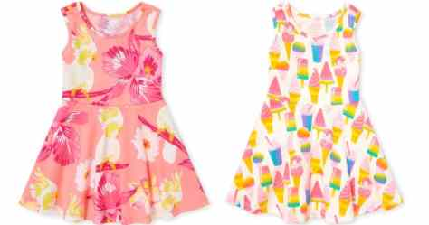 Up to 70% Off The Children's Place Tees, Dresses & More + Free Shipping