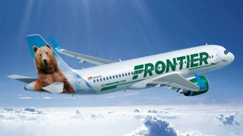 Frontier Airlines One-Way Flights JUST $20 (Book by Tomorrow, July 15th!)