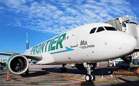 Frontier Airlines One-Way Flights JUST $25 (Book by TODAY July 28th!)