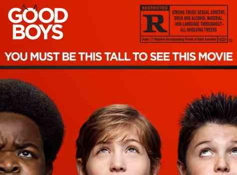 FREE ''Good Boys'' Movie Screening Tickets (Select Cities)