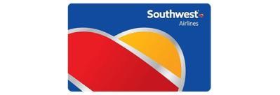 $100 Southwest Gift Card: $90 ✈✈✈