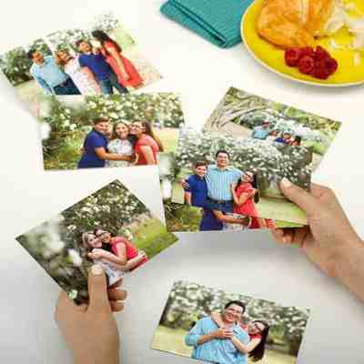 Score 25 4×6 Photo Prints for $0.25 + Free Store Pickup at Walgreens ($8.25 Value)!