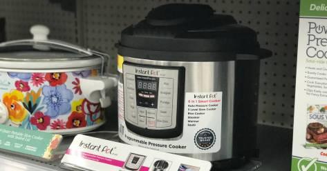 Instant Pot 6-Quart $49 Shipped | Pioneer Woman 6-Quart Instant Pot $59.99 Shipped