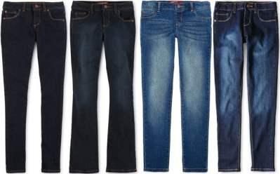 JCPenney : Arizona Girls Plus Size Jeans Just $5.94 W/Code (Reg : $35)