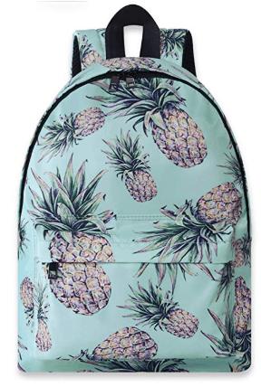 Amazon : Boys Girls Pineapple Schoolbags Just $13.99 W/Code (Reg : $29.99) (As of 8/1/2019 12.58 PM CDT)
