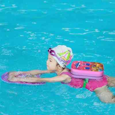 Child Swimming Trainning Back Floats Swim Learning Aids for Kids for $5.20 w/code