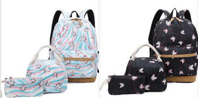 Amazon : Girls School Bags Just $14.80 W/Code (Reg : $36.99) (As of 8/18/2019 9.47 AM CDT)