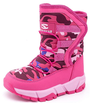Amazon : Kids Winter Snow Boots Just $14.99 W/Code (Reg : $28.99) (As of 8/24/2019 6.27 PM CDT)