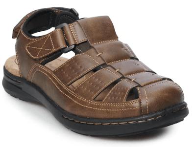 Kohl's : Men's Fisherman Sandals Just $16.99 W/Code (Reg : $59.99)