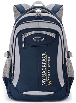 Amazon : School Backpack Just $14.99 W/Code (Reg : $29.98) (As of 8/23/2019 3.36 PM CDT)