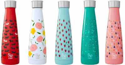 Best Buy : ** Ends Tonight ** S'ip by S'well Water Bottles & Thermal Cups Only $9.99 (Reg : $20+)