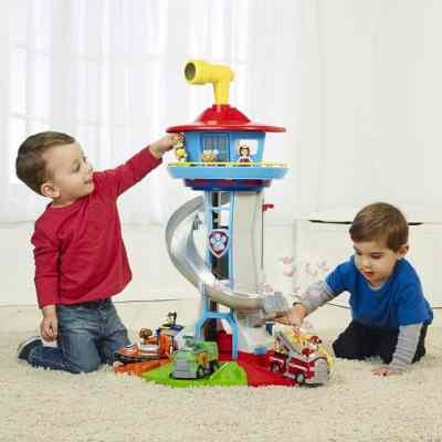 Amazon : PAW Patrol My Size Lookout Tower with Exclusive Vehicle Just $79 (Reg : $99.99) (As of 8/17/2019 2.55 AM CDT)